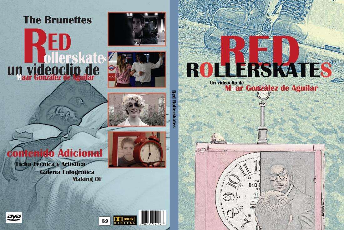 Red Rollerskates - The Brunettes - Maar González de Aguilar